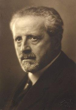 Richard Beer-Hofmann (1866–1945) 1927 © Georg Fayer (1892–1950) OeNB 10450755.jpg