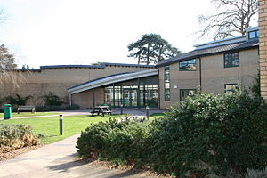 Richard Huish College, Taunton - Willow building