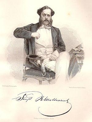 Richard von Metternich