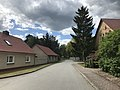 Rietzneuendorf-Staakow Staakow Dorfstraße Blick nach Westen.jpg