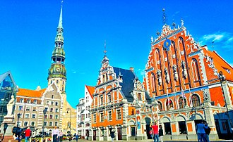 Cultural tourism - Riga, Latvia - 2014 European Capital of Culture