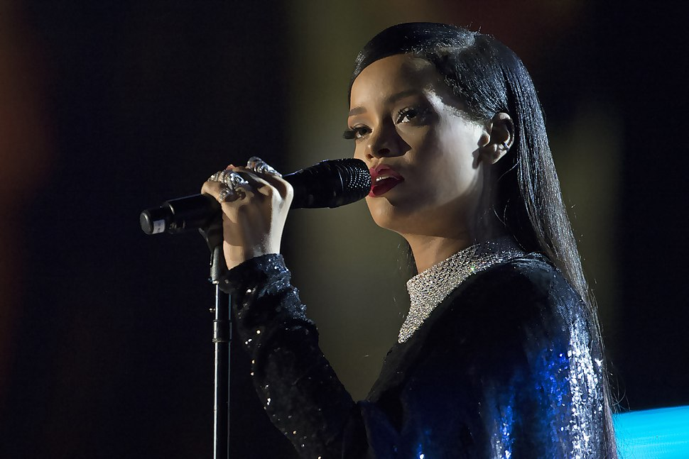 Rihanna - Concert for Valor in Washington, D.C. Nov. 11, 2014