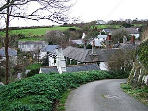 Ringmore - The village of Ringmore.