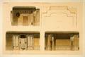 Ritning. inrednings - Hallwylska museet - 64340.tif