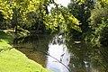 River Lark at Gravel Gardens - geograph.org.uk - 923629.jpg