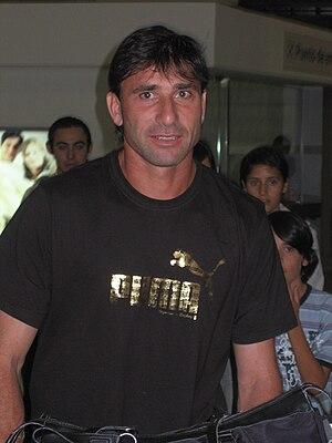 Roberto Abbondanzieri - Abbondanzieri in 2007