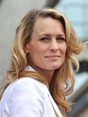 Français : Robin Wright au festival de Cannes