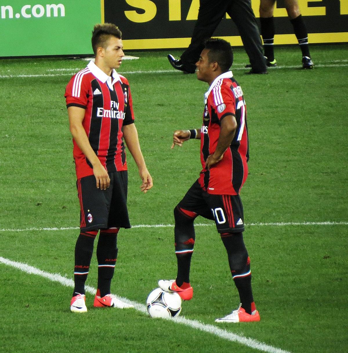 Associazione Calcio Milan 2012-2013