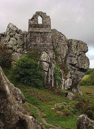 Roche, Cornwall - Roche Chapel