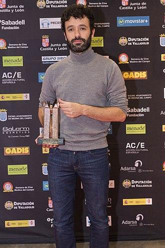 Rodrigo Sorogoyen - Sorogoyen in 2017