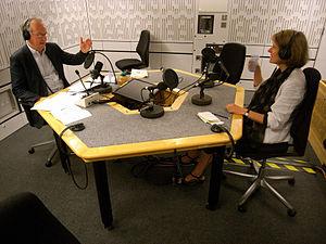 Gwyneth Williams - Roger Bolton interviewing Gwyneth Williams on Feedback (2011)
