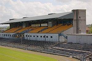 Ulster Senior Football Championship - Image: Roger Casement Park geograph.org.uk 443980