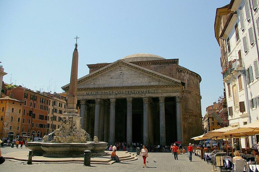 File:Rom Pantheon mit Obelisk.jpg - Wikipedia