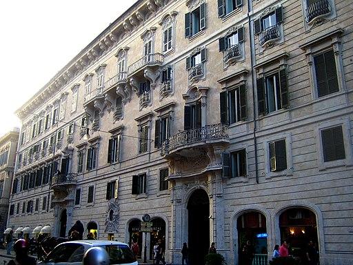 Roma-palazzodoriapamphili