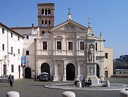 Basilica di San Bartolomeo - isola Tiberina - Roma
