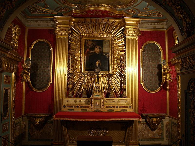 Roma. Sant'Andrea al Quirinale. 09.JPG
