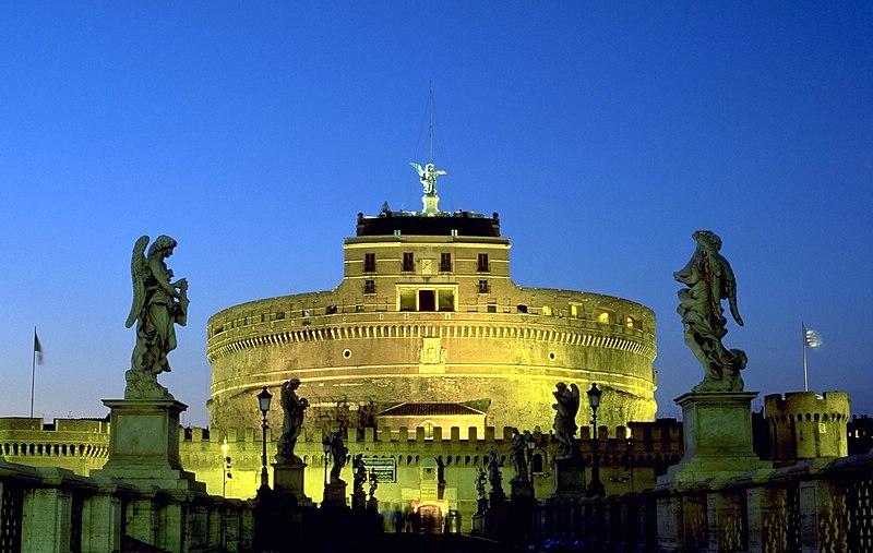 Castillo Sant'Angelo (año 135)