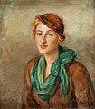 Roman Kramsztyk - Portret pani K.jpg