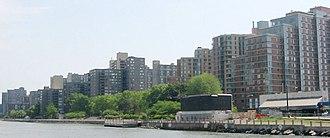 Roosevelt Island - Roosevelt Island buildings