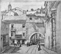 Roque Gameiro (Lisboa Velha, n.º 64) Arco de S. André visto de cima 1.png