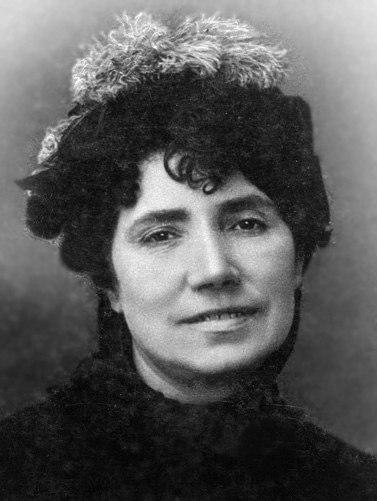 Rosalía Castro de Murguía por Luis Sellier
