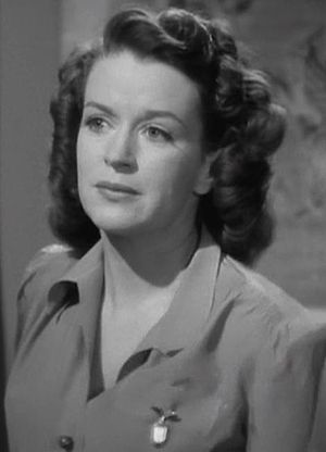 Rosemary DeCamp - DeCamp in Blood on the Sun (1945)