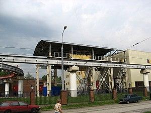 Moscow Monorail - Rostokino depot