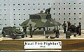 Roswell UFO Museum - Diorama Nazi Foo-Fighter (6080671892) (cropped).jpg