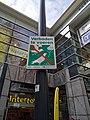 Rotterdam - Verboden te voeren sign (2019).jpg