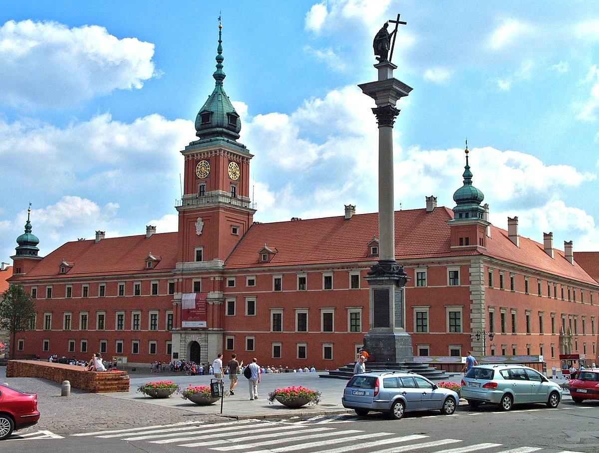 Castillo Real de Varsovia - Wikipedia, la enciclopedia libre