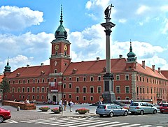 Royal-Castle-of-Warsaw AB