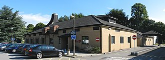 Morgue - A hospital mortuary and pathology laboratory in Bath, England