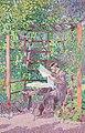 Rudolf Junk - Lesender Mann in einer Laube - 8156 - Österreichische Galerie Belvedere.jpg