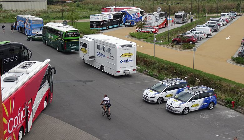 Rumillies (Tournai) - Tour de Wallonie, étape 1, 26 juillet 2014, arrivée (A27).JPG