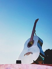 Rupali Guitar (sculpture)