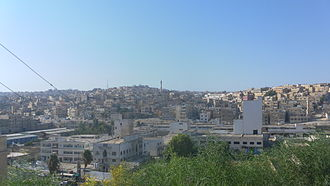 Zarqa Governorate - The city of Russeifa