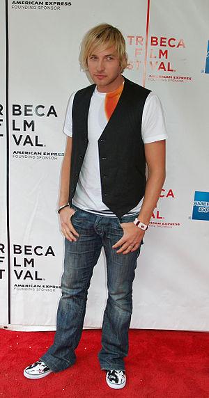 Ryan Hansen - Hansen at the Tribeca Film Festival in April 2007