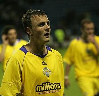 Ryan McGuffie Scottish footballer