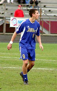 Ryan Pore American soccer player