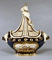 Sèvres Porcelain Manufactory - Potpourri Vase (Vase potpourri à vaisseau) - Walters 48559.jpg