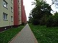 Sídliště Zahradní Město východ, Jasmínová, za panelákem pod Sasankovou (01).jpg