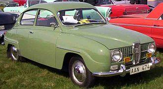 Saab 96 - Saab 96 1965