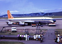 Boeing 707—334 компании South African Airways