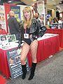 SDCC 2011 - Black Canary (5973042695).jpg