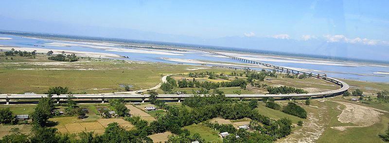 Bhupen Hazarika Bridge