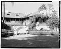 SOUTH FRONT, PARTIAL VIEW - Villa Montalvo, Montalvo Road, Saratoga, Santa Clara County, CA HABS CAL,43-SARA.V,1-4.tif
