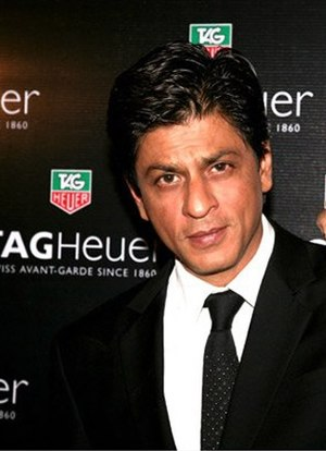 12th IIFA Awards - Shahrukh Khan (Best Actor for My Name is Khan)