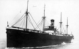 USS <i>Edgar F. Luckenbach</i> (ID-4597)