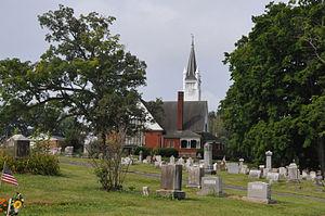 St. John's Evangelical Lutheran Church (Culp, Pennsylvania) - Image: ST. JOHN'S EVANGELICAL LUTHERAN CHURCH, BLAIR COUNTY, PA
