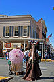 Sacramento Gold Rush Days 2015 actors 4.JPG